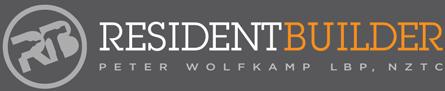 Resident Builder Peter Wolfkamp Logo